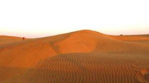 Same dunes - things to do in Jaisalmer