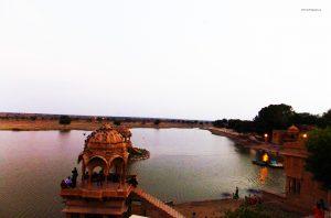 Gadisar Lake - Places to see in Jaisalmer