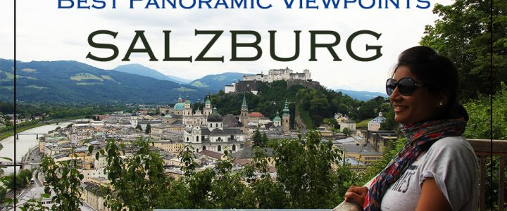 best viewpoints in Salzburg